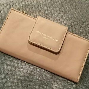Adrienne Vittadini wallet cream